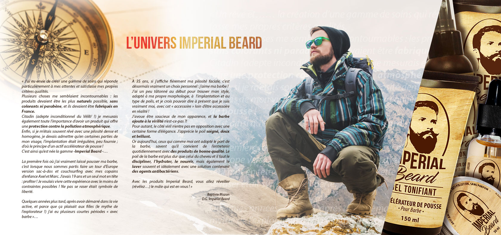 L'Univers Imperial Beard